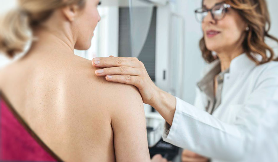 ¿La mamografía es dolorosa?